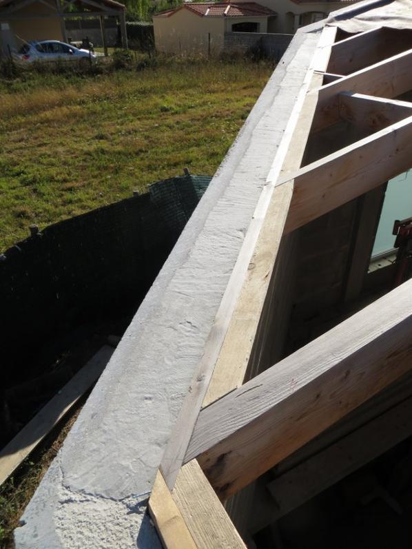 Toiture blog piscine int rieure de brulo44 - Regles de construction en limite de propriete ...