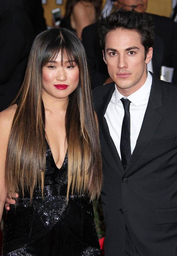 Michael Trevino couple