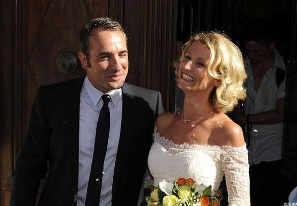 Le mariage de chouchou et loulou blog de dujardinjean21 for Jean dujardin et sa nouvelle copine