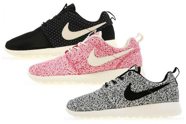 Nike baskets mode, pour garçon violett, 29.5