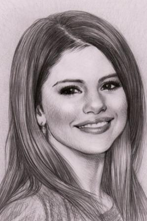 Selena gomez blog sur selena gomez - Selena gomez dessin ...