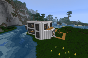 blog de construction minecraft blog de construction minecraft. Black Bedroom Furniture Sets. Home Design Ideas