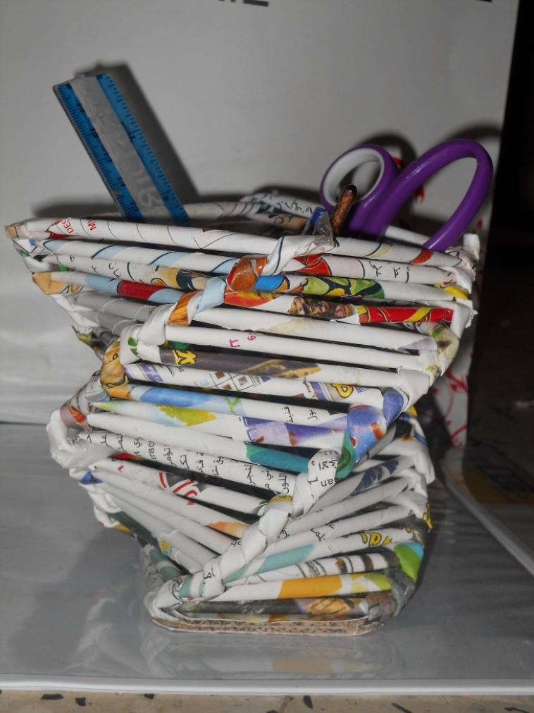 Mon propre bricolage avec le papier saito san - Bricolage avec du papier ...