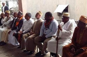 Le courrier présidentiel 2016: les responsables du parti JUWA rencontrent la coordination de Ngazidja