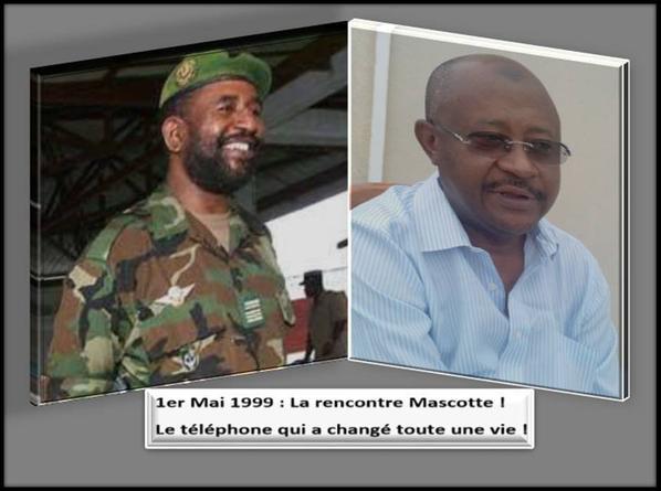 Présidentielle : Le président de la république du manioc, M.IKI a reçu aujourd'hui l'AND