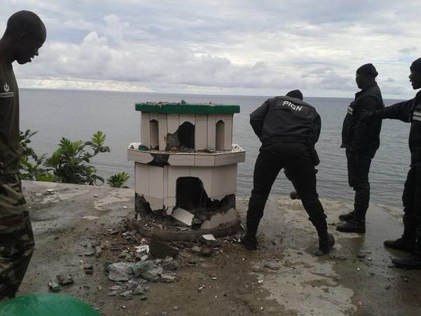 A Anjouan une mosquée Transformation en commissariat: Qu'est ce qu'il ne faut pas faire pour garder son poste…