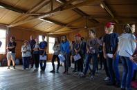 Deuxième jour : Visite du camp de Mauthausen.