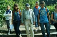 troisième jour: retour à Mauthausen et visite de la carrière