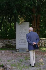 Cinquième jour: visite du kommando d'Ebensee