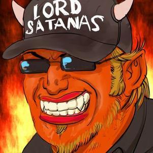 Lord Satanas !