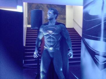 Retour sur l'avant-premi�re du nouveau Superman au Grand Rex le dimanche 16 juin