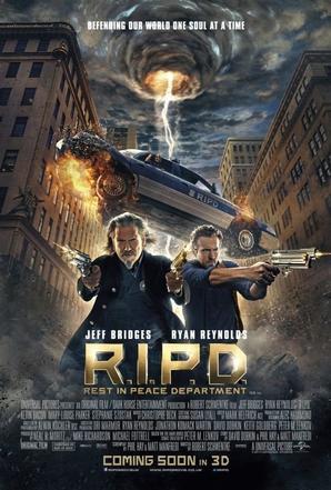 Cinéma : RIPD va t'en mettre plein les yeux !