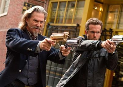 Le top 10 des BONNES RAISONS d'aller voir le film RIPD au cin�ma