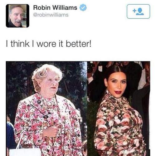 Robin Williams est décédé !
