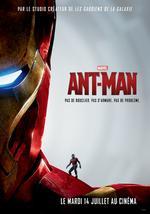 ANT-MAN: le 14 juillet au cin�ma