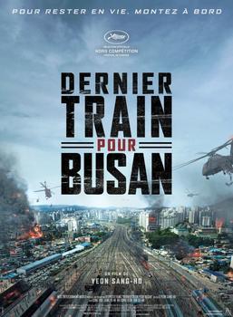 Dernier Train pour Busan : Gagne tes places de cin�ma !