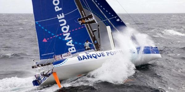 Un Breton gagne le Vendée Globe !