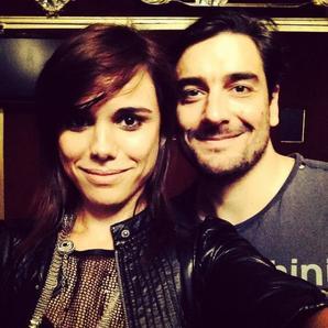 2014 September 04 - Et pendant ce temps, sur l'Instagram de Melissa Mars