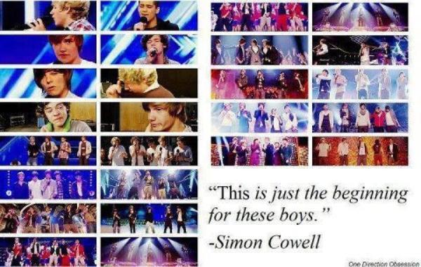 Chansons interprétées pendant The X Factor.