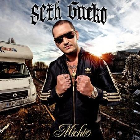 "Seth Gueko ""Michto"" | N�ochrome / Hostile | 2011"
