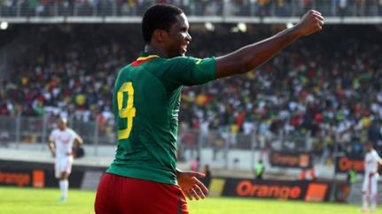 La s�l�ction du Cameroun annonc�