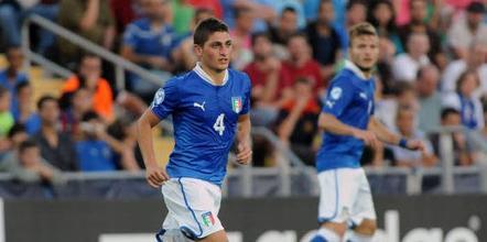 La sélection de l'Italie annoncé
