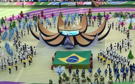 Images de la cérémonie d'ouverture !
