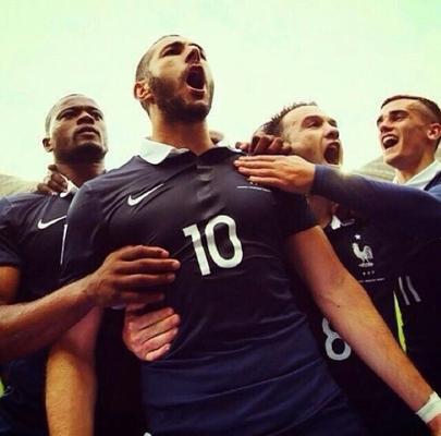 Benzema homme du match d'hier !