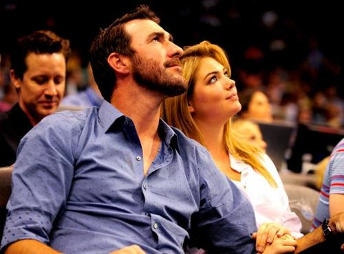Kate Upton : une supportrice de charme !