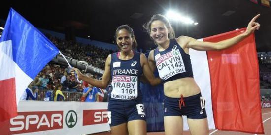 Championnats d'athlé: Deux médailles mais une blessure pour la France !