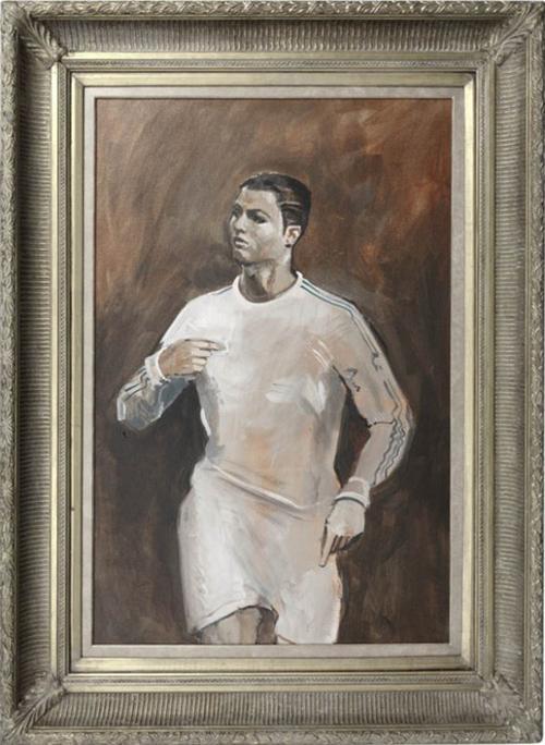 Les footballeurs inspirent les artistes !