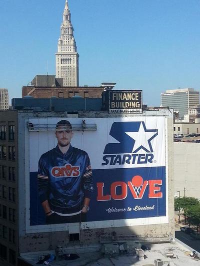 OFFICIEL: Kevin Love à Cleveland !