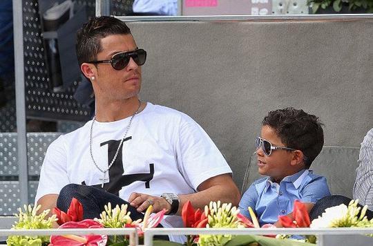 Cristiano Ronaldo parle de la mère de son fils !