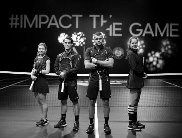 Lancement de la collection adidas Rolland-Garros by Y3