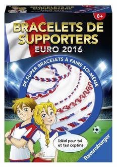 Fais toi même tes bracelets Euro 2016 avec Ravensburger !