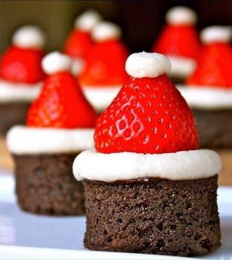 ❄ tuto - cupcakes de noël ❄