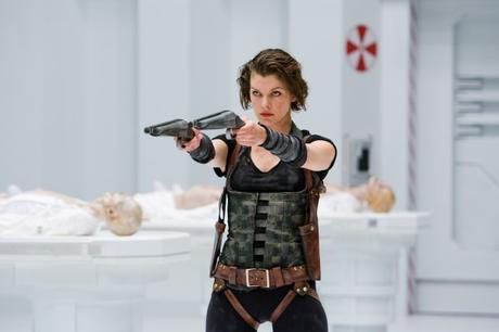 La saga Resident Evil en 5 tenues