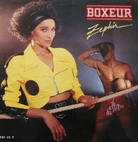 Le jeu des diff�rences  Z�phir - Boxeur (1991)