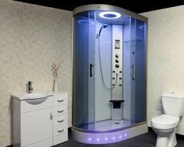 Alternative attributes of a steam shower