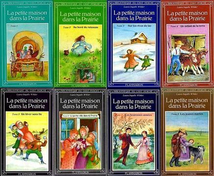 saga quot la maison dans la prairie quot ingalls wilder la magie des livres