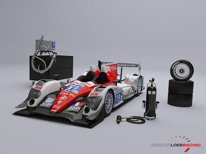 Sébastien Loeb Racing de retour en LMP2 cette année ?