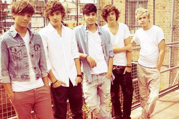 One Band ,One Dream ,One Direction....<3