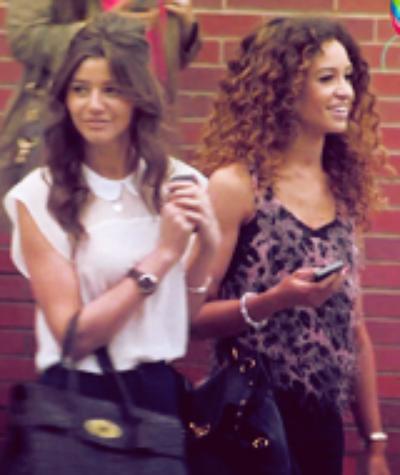 Eleanor Calder , Danielle Peazer , Cher Lloyd & Les Little Mix : Des Mod�les....
