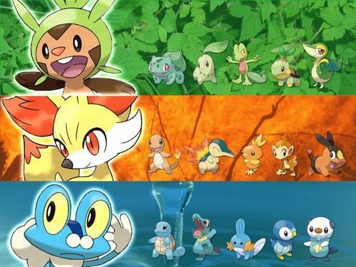 Rumeurs  sur la liste des 120 Pokemon de la 6G.