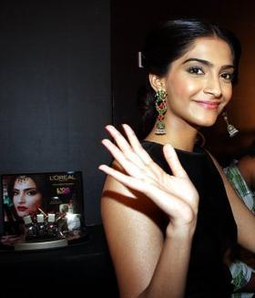 Style, beaut� & maquillage de Sonam Kapoor