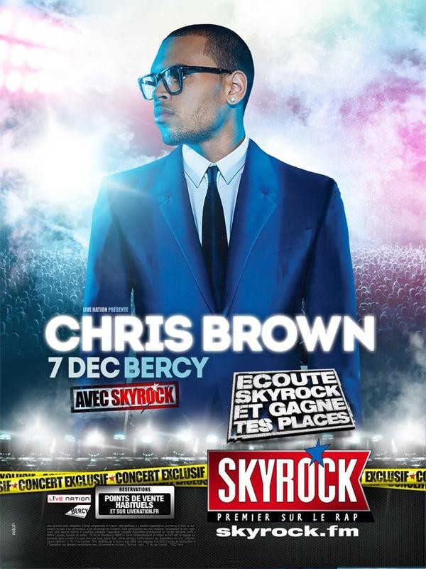 Concert Chris Brown