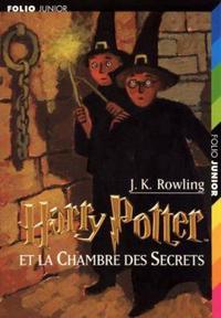 Harry Potter et la chambre des secrets de J.K Rowling