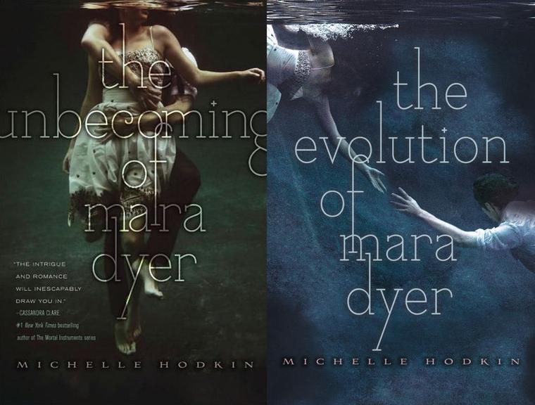 Couverture : The Unbecoming Of Mara Dyer Tome 3 - The Retribution Of Mara Dyer