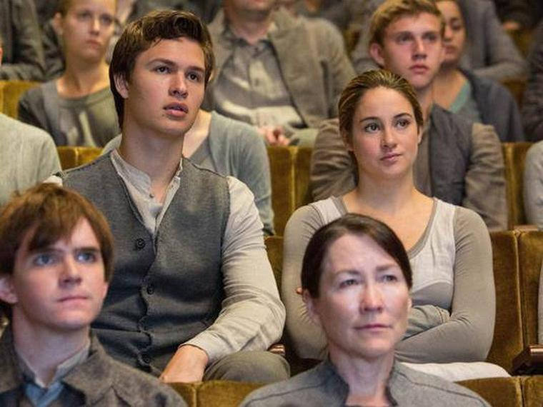 Divergent - Le film : Une nouvelle image !