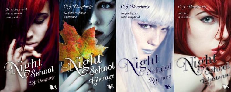 NIGHT SCHOOL - LA WEB SÉRIE : ÉPISODE 1 - FLASHBACK